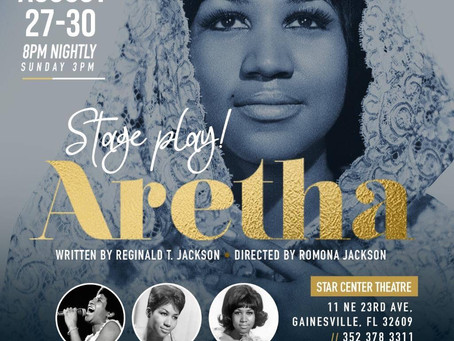 Aretha! (January 2021 Encore)