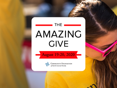 The Amazing Give 2020