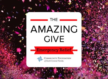 Amazing Give