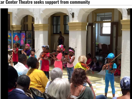 Star Center Theatre seeks support from community