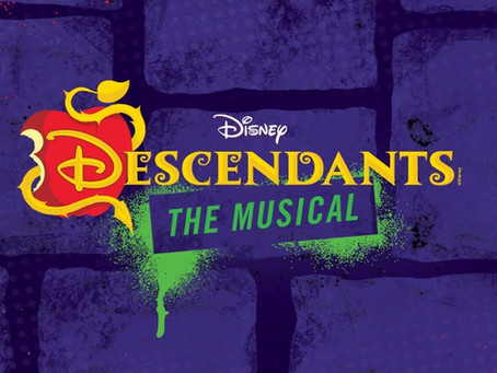 Disney Descendants the Musical