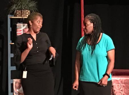 Spirit of Soul Rep - African Mean Girls Play