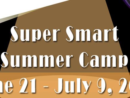 Super Smart Summer Camp 2021