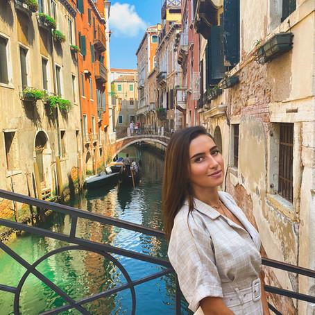 Escapade romantique à Venise