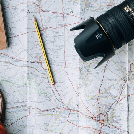 Mes applications indispensables pour voyager