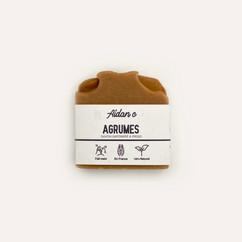 Aidan Cosmetics - Savon agrumes