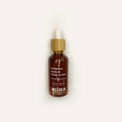 Mira - huile de ricin rouge pure