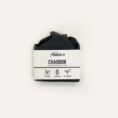 Aidan Cosmetics - Savon charbon