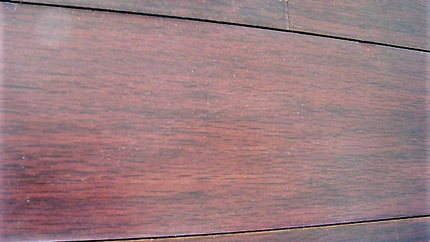 Bamboo Brazilian Cherry - Smooth Solid