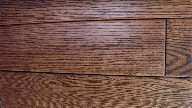 Russian Oak Gunstock - Stained Solid