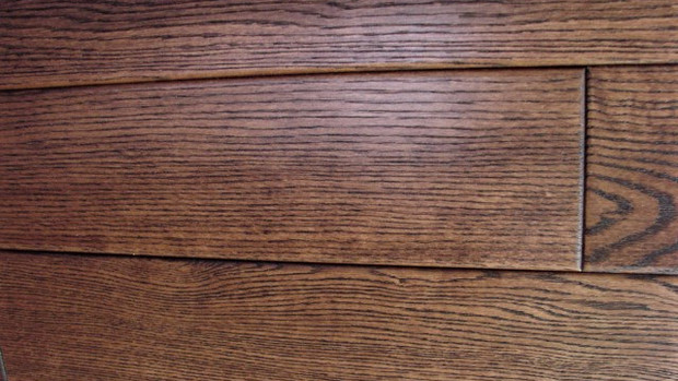 Russian Oak Gunstock - Stained Solid