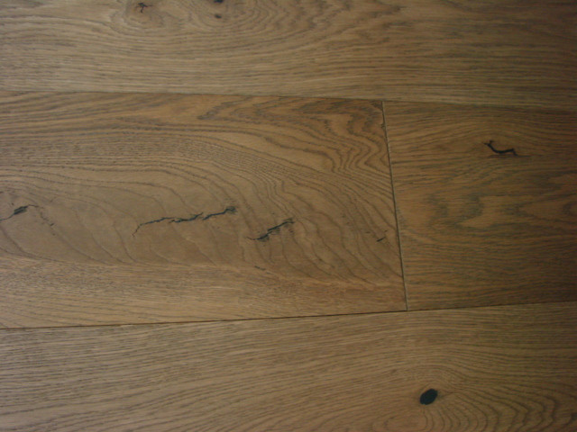GHWO1302 Natural Oiled - Smoked, Brushed