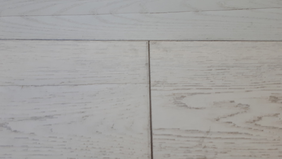 White stain Oak Brushed