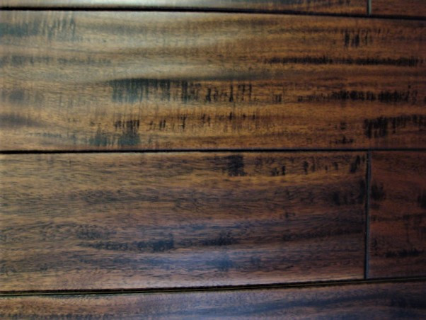 Exotic Walnut Antique - Distressed Eng