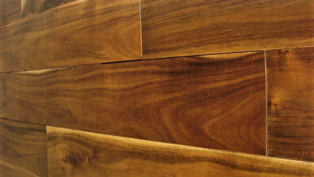 Acacia Natural - Smooth Solid