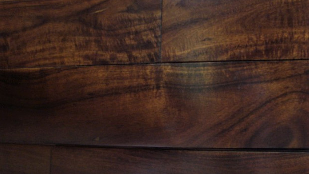 Acacia Teak - Smooth Solid