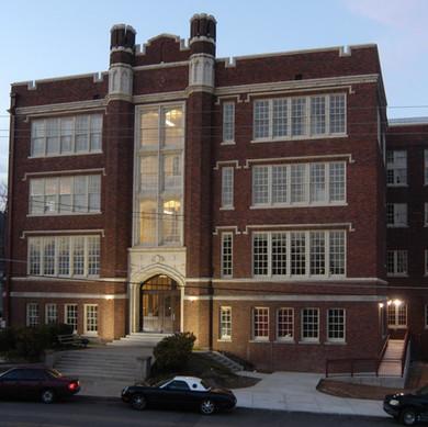 Historic Hot Springs High School Lofts