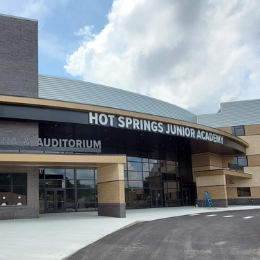 Hot Springs Junior Academy