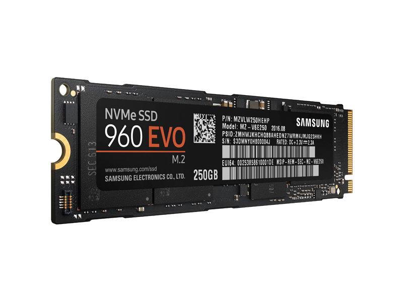960 EVO SSD M.2