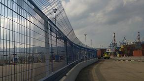 Port Electronic Fence
