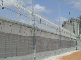 Electronic Sensor for Wall Protection