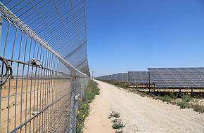 Solar Farm Protection
