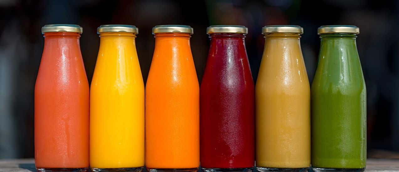 Popular functional beverage ingredients.