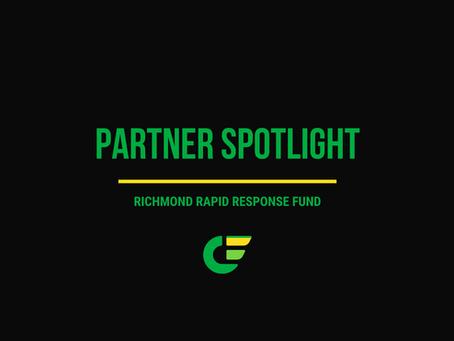 May Partner Spotlight: Richmond Rapid Response Fund (R3F)