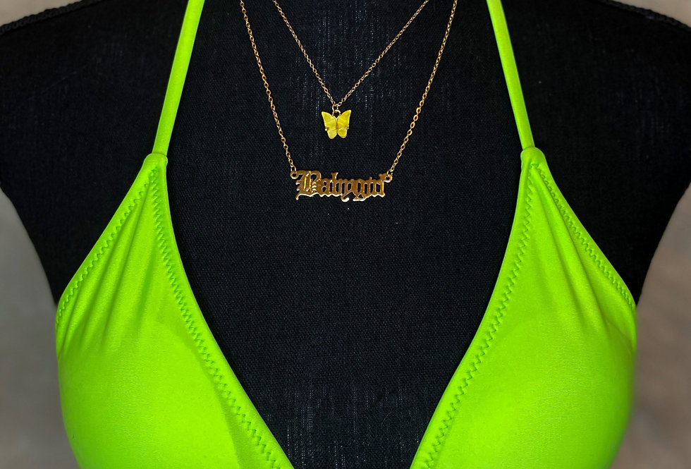 TOO BABYGIRL NECKLACE