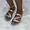 "Thumbnail: ""SHIMMER"" Diamond Sandal"
