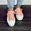 "Thumbnail: ""CANDI"" Blush Sneaker"