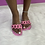 "Thumbnail: ""MIA"" Pink Sandal"