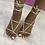 "Thumbnail: ""Carmen"" Strappy Heel"