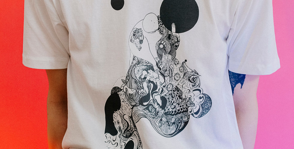 Floathing clouds T-shirts