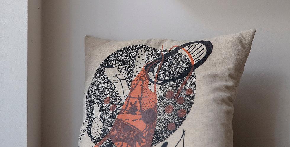Cactus Cushion #2 - left 3 pieces