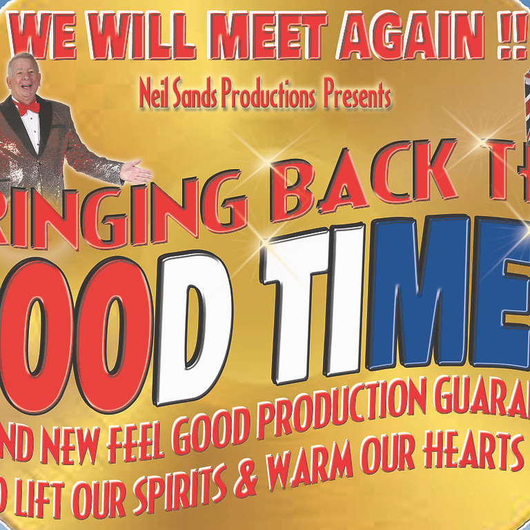 Bringing Back The Good Times - POSTPONED