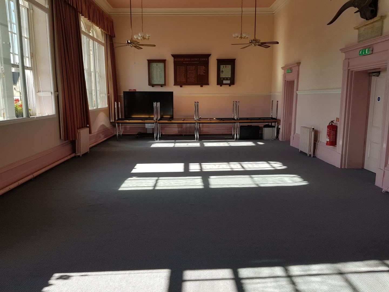 Main Hall front