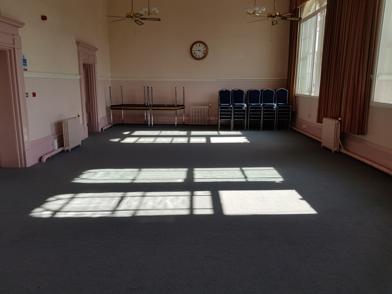 Main Hall back
