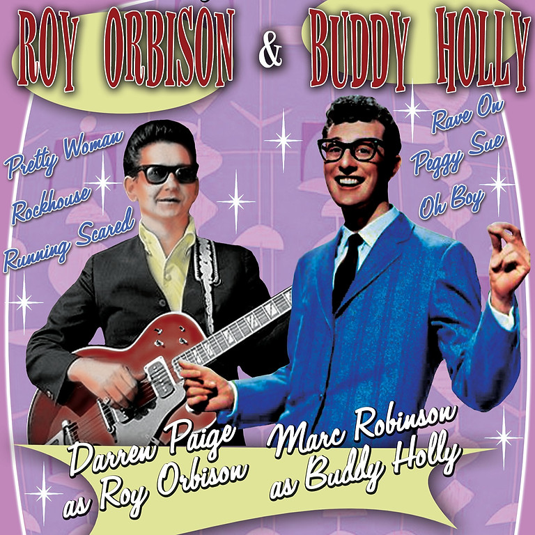 Through the Decades with Roy & Buddy
