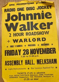Johnnie Walker Roadshow