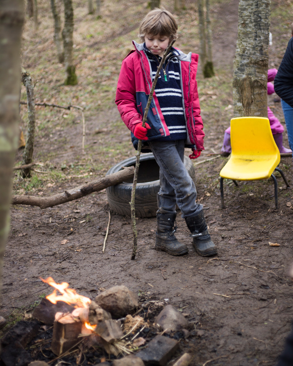 5 Reasons Why Children Should Play With Fire