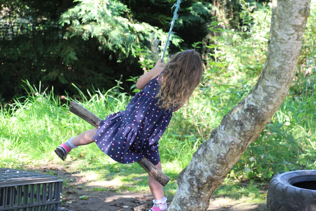 vestibular development forest school