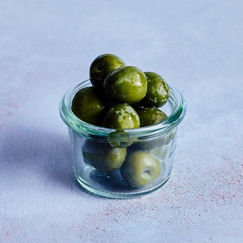 Noccellara del Belice Olives