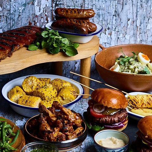 PX BBQ Supper Club