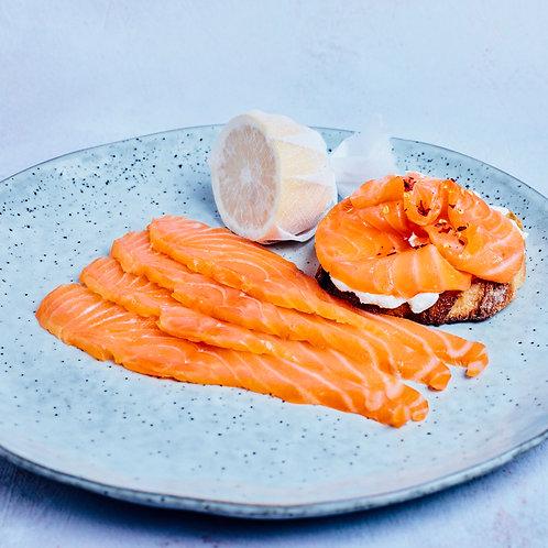 Gourmet Smoked Salmon