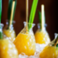 Pineapple Express Cocktail Club