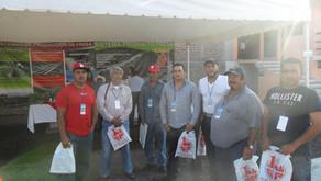 Participan productores de UNIVA - PRODECOL en Expo Agroalimentaria