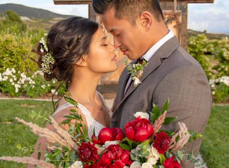 Temecula Wine Country Wedding         Terre de Fitz