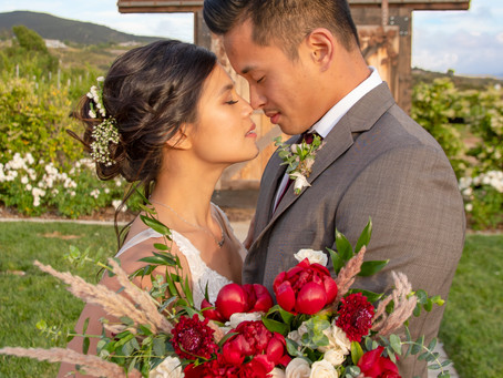 Temecula Wine Country Wedding         Terre de Fitz