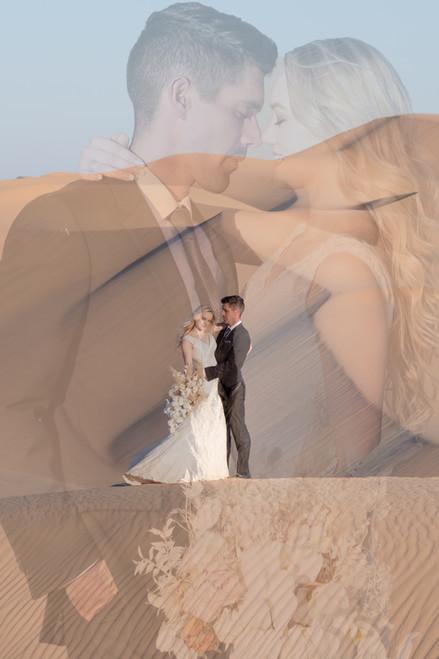 Glamis Sand Dunes Elopement
